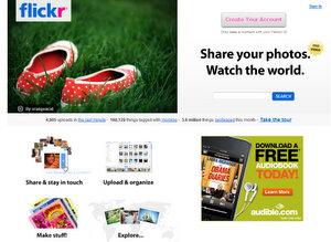 Flickrがちょっと使いやすくなってます