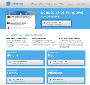 Echofon For Windows