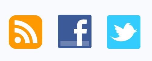 ブログとFacebook、Twitterを連携する超便利ツール2種