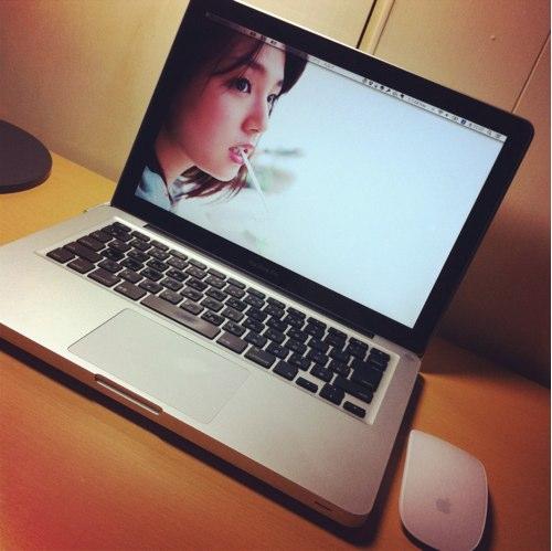 【日刊ぺんち】#059 最近のMacBookPro