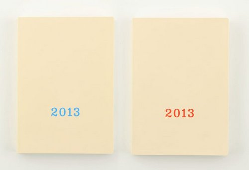 ほぼ日手帳2013が届きました