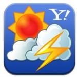 Yahoo!天気・災害アプリ
