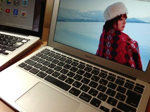 MacBookの再セットアップをしたよ