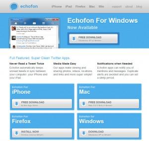 EchofonのWindows版がバージョンアップで正式版になった