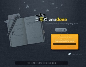 Evernote連携のzendoneというサービス