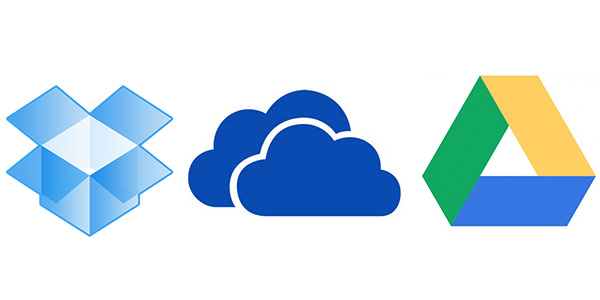 Dropbox・SkyDrive・Googleドライブの使い分け