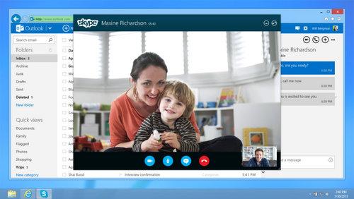 Skypeがブラウザで使えるようになる!