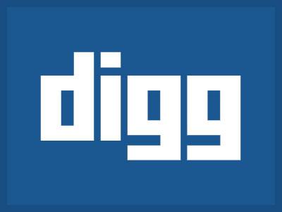 間もなく公開される Digg Reader が 気になる