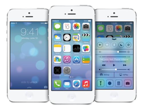 iOS 7はどこまで使える?