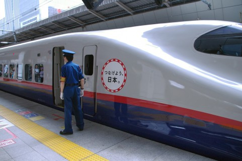 えきねっとで予約すると、新幹線の切符を最大35%引きで購入できる!