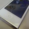 iPod nanoもやっぱりパワーサポートのクリスタルフィルムを貼った