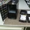HP EX490 をWindows 8.1 Proでファイルサーバーにする