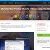 26,000円分の8つのMacアプリが無料で入手できる The Monster Mac Freebie Bundle