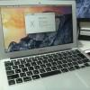 Mac Book Airが起動しなくなり、OS Xを再インストールした