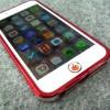 iPhone 6に強化ガラスフィルムとTouch ID対応ホームボタンシールを貼ったよ