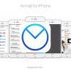 iPhoneのメールアプリはAirmailで決まりかな