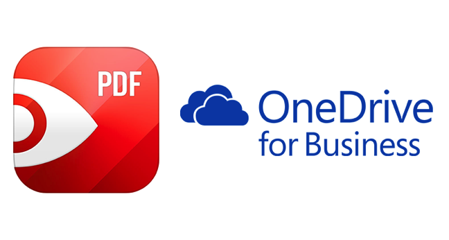 PDF ExpertにOneDrive for Businessを追加する